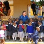 IN AFRICA PER COSTRUIRE UN OSPEDALE