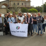 "AL PANTANO IL ""TOURING CLUB ITALIANO"""