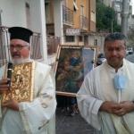 A MONTEBELLO JONICO LA FESTA DELLA KIMISIS TIS THEOTOKOU (DORMIZIONE DELLA MADRE DI DIO)