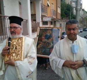 FESTA DELLA DORMIZIONE DELLA MADRE DI DIO A MONTEBELLO JONICO